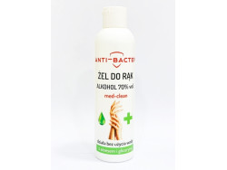 ANTI-BACTER - żel do rąk 70% - 200 ml