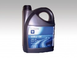 GM Motor Oil Genuine 10W-40